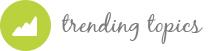 trending topics icon